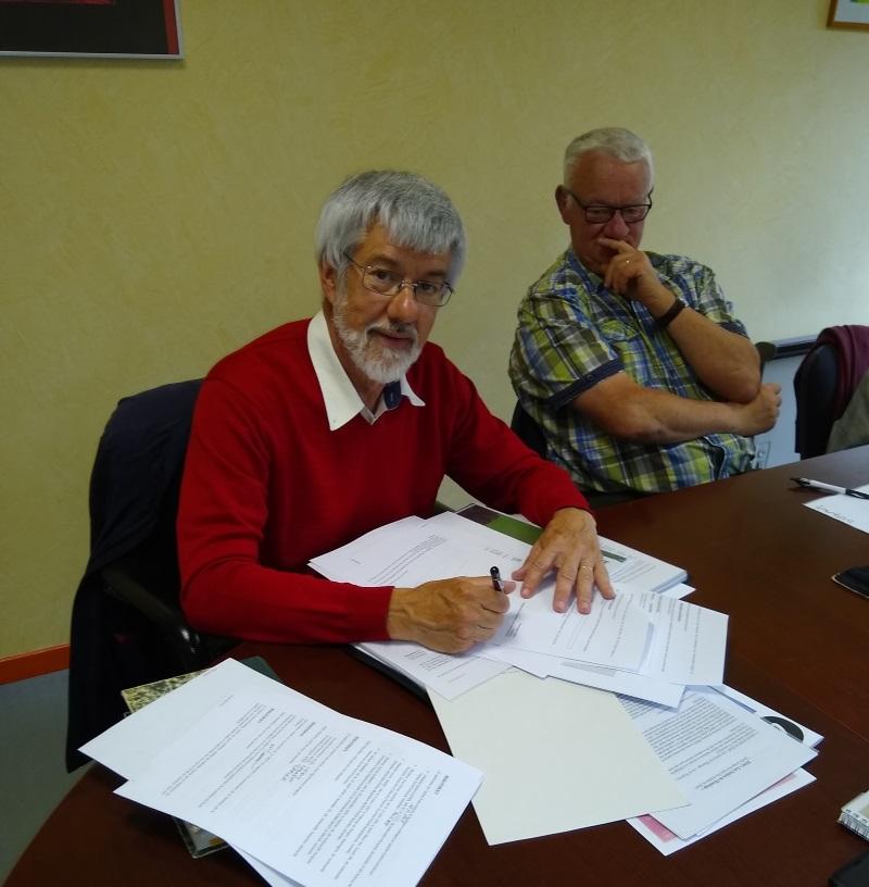 Signature fonds de dotations