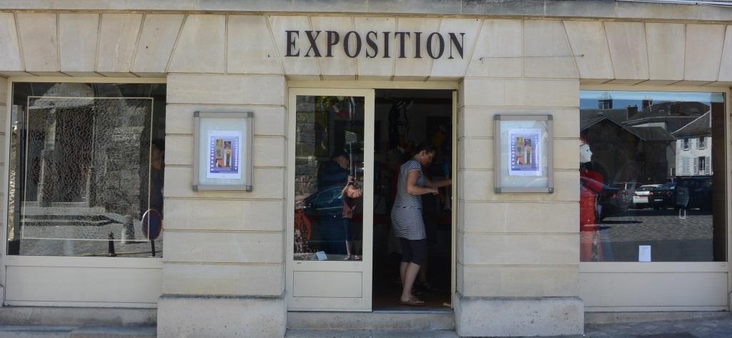 Bannière exposition